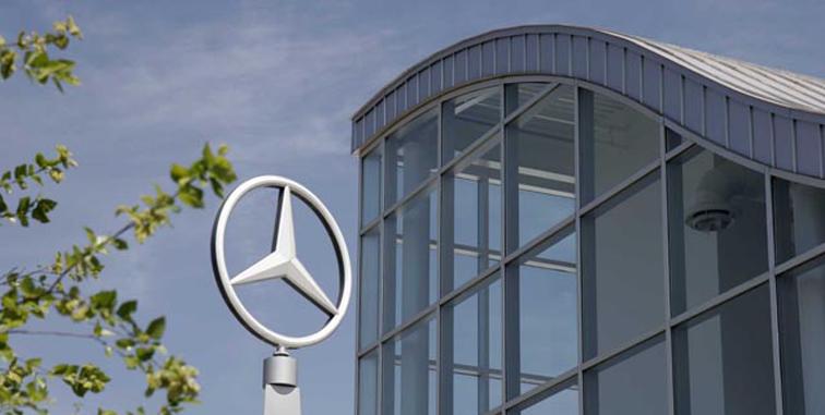 Mercedes Benz Headquarters