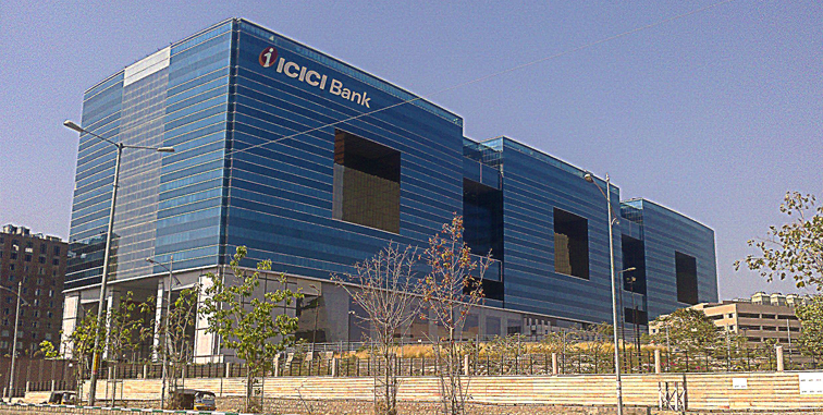 ICICI Hyderabad Headquarters