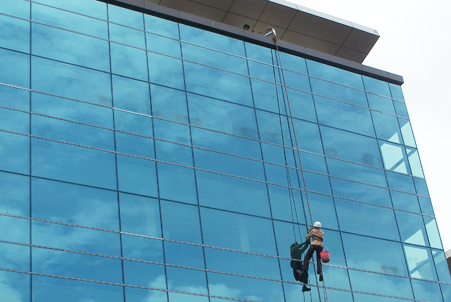 Abseiling Technique